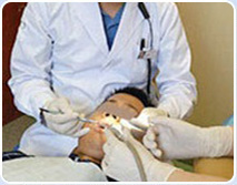 第一步:牙齿检查